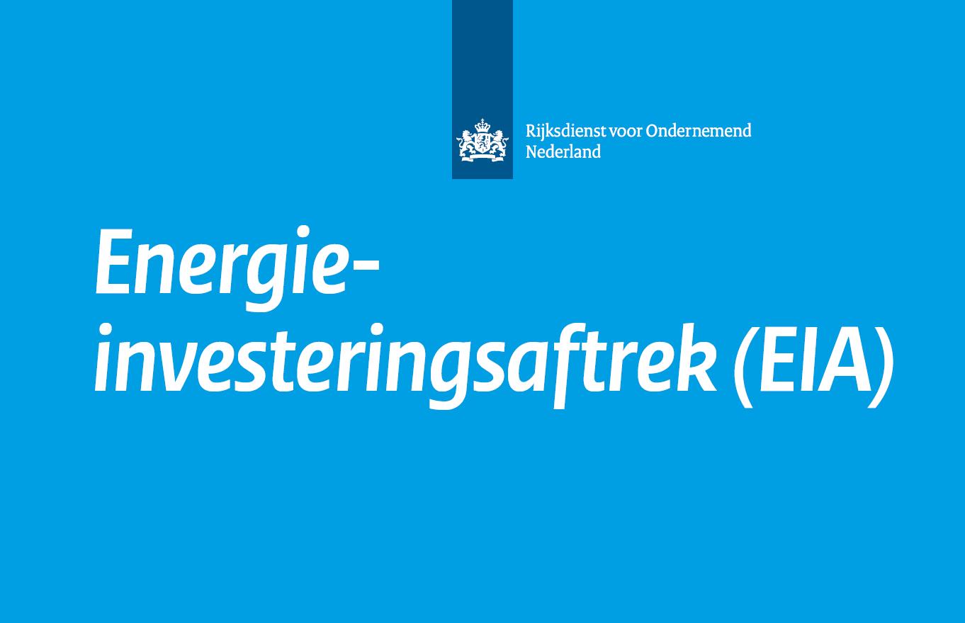 EIA – Energie Investeringsaftrek voor LED verlichting in 2020